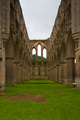 Ruins of famous Riveaulx Abbey, England