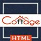 Cottage - Single Property HTML Template