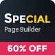 Special - Multipurpose Landing Page Mega Pack With Page Builder