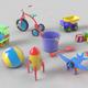 Ultimate Toys Pack v1