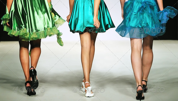 fashion show - Stock Photo - Images