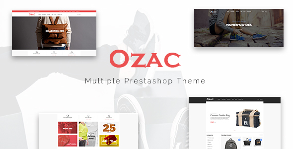 Download Leo Ozac Responsive Prestashop Theme nulled download