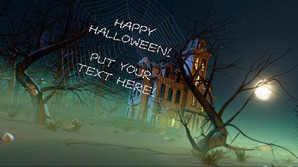 VideoHive Halloween Opener 18277925