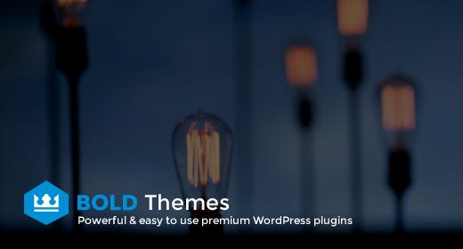 BoldThemes plugins