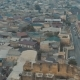 Panoramic View From The Top Of The Oldest Russian Town Derbent Dagestan