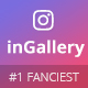 inGallery - #1 the fanciest Instagram gallery for WordPress