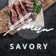 Savory - A Beautiful Restaurant WordPress Theme