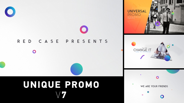 Unique Promo v7 (Commercials)