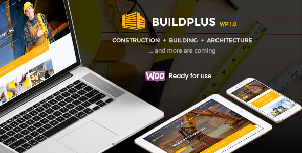 Download BuildPlus – Building & Construction Business WordPress Theme nulled download