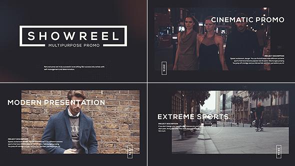 Showreel / Multipurpose Promo (Commercials)