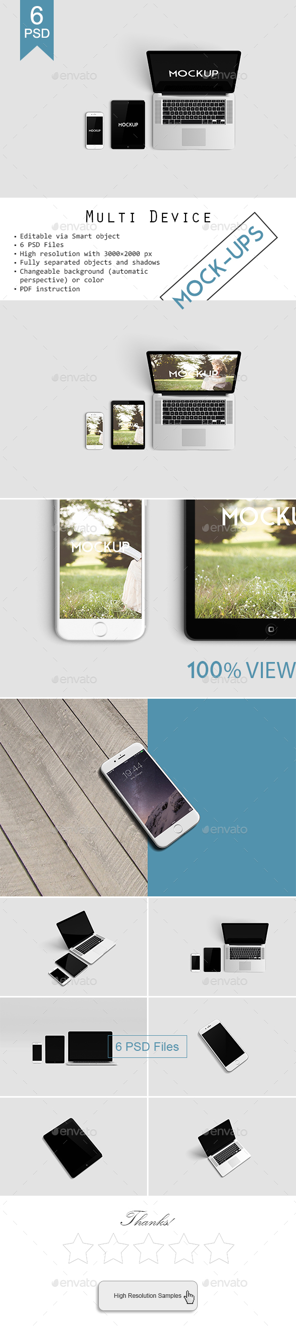 iphone-ipad PSD MOCKUP