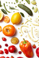 Healthy eating background