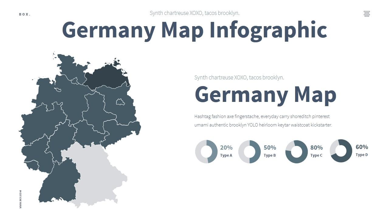 шаблон для презентации powerpoint германия