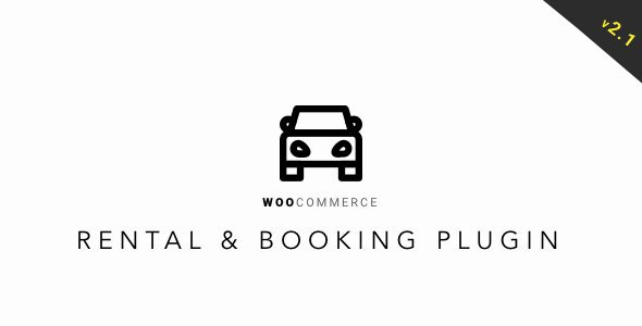 RnB - WooCommerce Rental & Booking System
