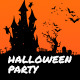 Halloween Party — Party Landing Page PSD Template