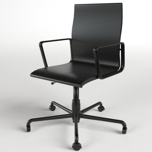 Office Chair 5 - 3DOcean Item for Sale