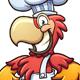 Chef Macaw
