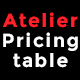 ATELIER – Responsive Bootstrap Pricing Table (Pricing Tables) Download