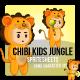 Chibi Kids Jungle Sprite Character