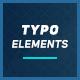 Typographic Elements