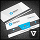 Creative & Modern Corporate Business Card