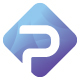 Prioritise (P Letter) Logo
