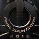 Final Countdown EDM Flyer Template