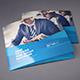 Square Tri Fold Brochure Bundle 3 in 1