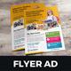 Multipurpose Flyer Ad Design v2