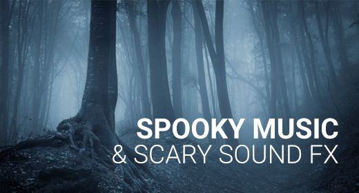 Spooky Music & Scary Sound Effects