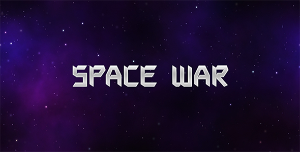 Space War - Construct 2 Game Template