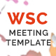 WSC Meeting - Multipurpose Meeting Template