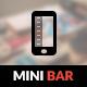 MiniBar | Mobile & Tablet Responsive Template