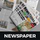 24 Page Newspaper InDesign v3