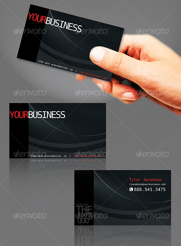 GraphicRiver PIP Business Card 70721