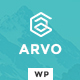 Arvo - A Clever & Flexible Multipurpose WordPress Theme