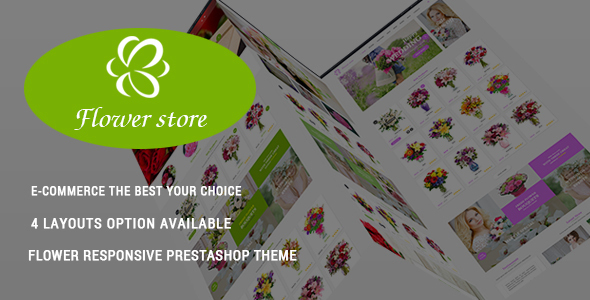Download Flower - Responsive Prestashop Theme nulled download