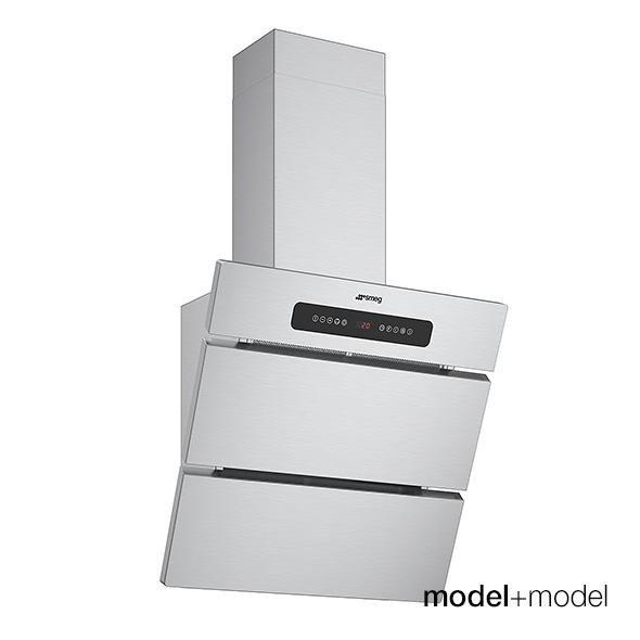 Smeg Newson hood - 3DOcean Item for Sale
