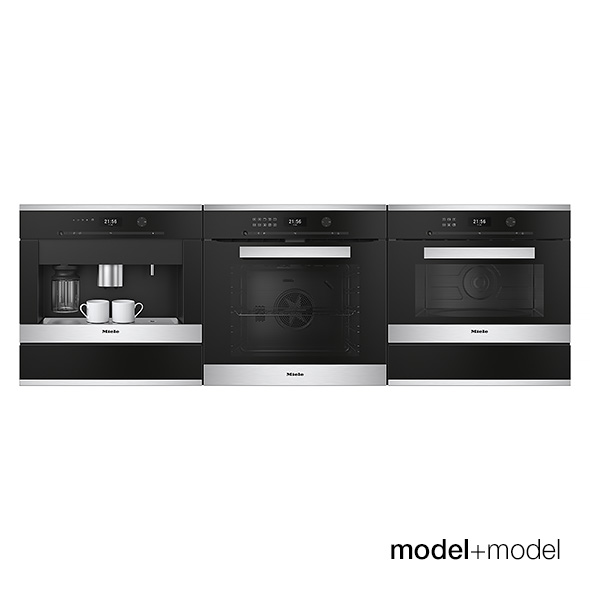 Miele appliances - 3DOcean Item for Sale