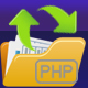 Simple File Uploader and Explorer - PHP Server File Manager