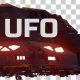 UFO Looped With Mask - Night - 4 Pack