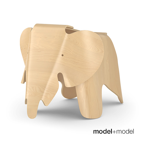 Vitra Eames Elephant - 3DOcean Item for Sale