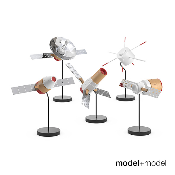 Papafoxtrot Space Fleet - 3DOcean Item for Sale