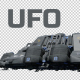 UFO Looped With Mask - Daylight - 3 Pack