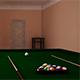 Biliard room
