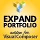Expandable Portfolio Gallery Addon for Visual Composer