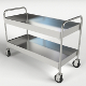 Food, Beverage Trolley, Cart 1