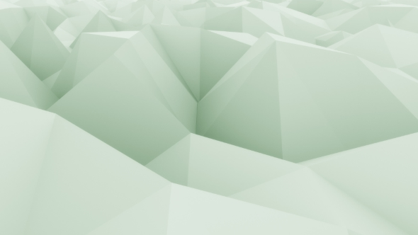 Download Low Poly Green Abstract Motion Background nulled download
