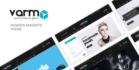 Download Varmo - Magento Multipurpose Responsive Theme nulled download