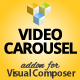 Video Carousel Addon for Visual Composer